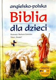 Obrazek Angielsko-polska Biblia dla dzieci