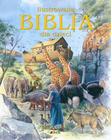 Obrazek Ilustrowana biblia dla dzieci