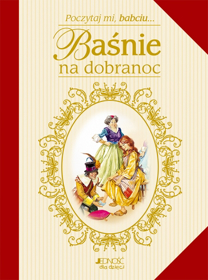 Picture of Baśnie na dobranoc - poczytaj mi, babciu