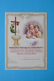 Picture of Pamiątka Chrztu Św.
