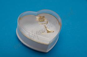 Obrazek Pudełko na różaniec serce