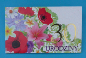 Picture of 30 urodziny