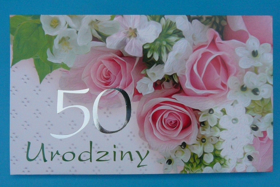 Picture of 50 urodziny