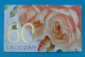 Picture of 60 urodziny