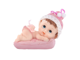 Picture of Figurka Dziewczynka z poduszką