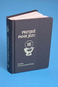 Picture of Przyjdź Panie Jezu  czarna