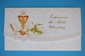 Picture of Zaproszenie dla Matki Chrzestnej 16