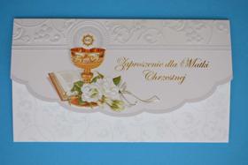 Picture of Zaproszenie dla Matki Chrzestnej 17