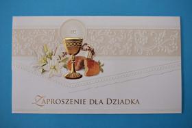 Picture of Zaproszenia dla Dziadka 5
