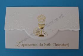 Picture of Zaproszenia dla Matki Chrzestnej 2