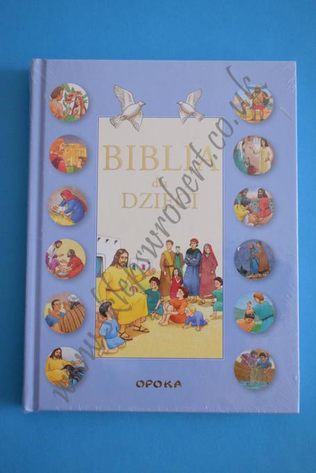 Picture of Biblia dla dzieci