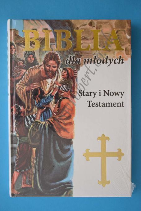 Picture of Biblia dla młodych