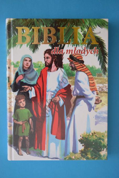 Obrazek Biblia dla młodych