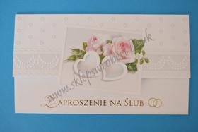 Picture of Zaproszenie na ślub 09
