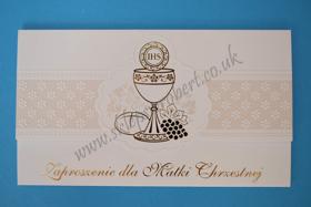 Picture of Zaproszenia dla Matki Chrzestnej 4