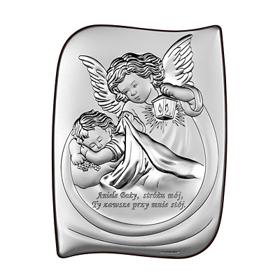 Obrazek Aniołek nad dzieckiem