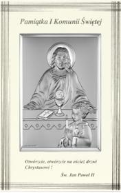 Obrazek Pan Jezus i chłopiec 4