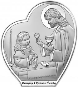 Picture of Pan Jezus i dziewczynka 5