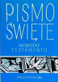 Picture of Biblia Tysiąclecia - Pismo Święte Nowego Testamentu wydanie V